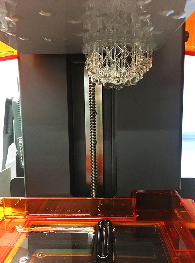 Laboratoire Meuwly - Impression 3D